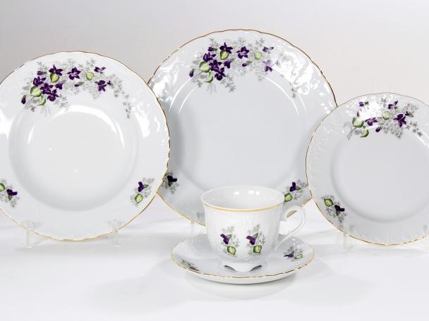 Kolekcja Rococo G559 Malcer Porcelana